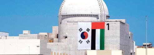 Nucléaire: une cinquantaine de réacteurs sont en construction dans le monde