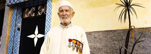 À 103ans, un goumier marocain mis à l'honneur