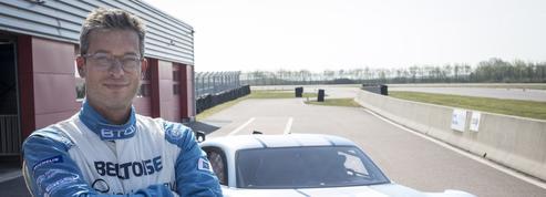 Automobile: Julien Beltoise, un héritier lancé