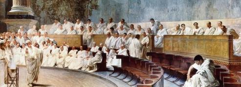 «Cicéron et César: une énigme historique»