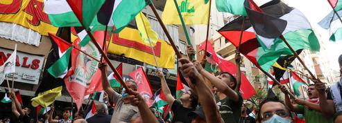 Pour les Palestiniens du Liban, leHamas a gagné la guerre