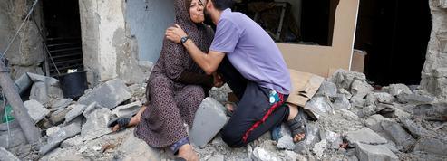 À Gaza, défigurée par onze jours de bombardements