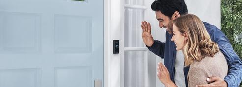 Quand la porte répond au doigt et à l'œil