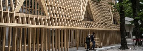 Biennale d'architecture: le «best of» des pavillons où le bois est éternel