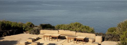 Giorgio Armani ouvre les portes de sa demeure de Pantelleria