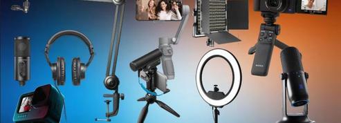 Vlogueurs: le matériel indispensable pour briller sur les réseaux sociaux