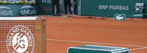 À Roland-Garros, les sponsors réduisent la voilure