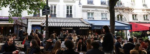 La consommation rebondit en magasin et en terrasse