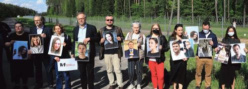La grande peur des opposants biélorusses en exil à Vilnius
