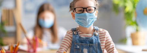 À l'école, le masque est un obstacle de plus pour les élèves en difficulté