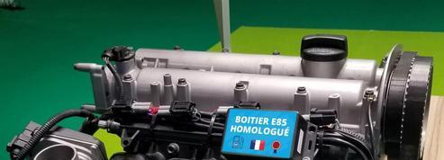 Région Grand Est: le boîtier E85 à 1 €