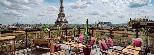 Les palaces parisiens ont rouvert, malgré la faible demande