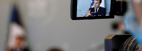 Arnaud Benedetti: «Emmanuel Macron fait le choix de la saturation médiatique»