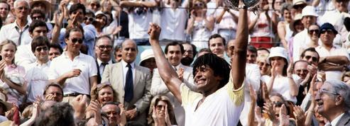 Yannick Noah: «Le tennis manque de nouveautés»