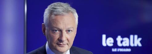 Bruno LeMaire: «Il n'y aura pas de vague massive de faillites»