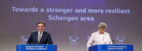 L'Europe veut réformer les règles de Schengen