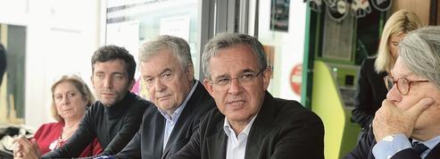 Thierry Mariani et Jean-Paul Garraud, deux transfuges de LR en campagne contre leur ancien parti