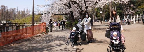 Un effondrement des naissances attendu cette année au Japon