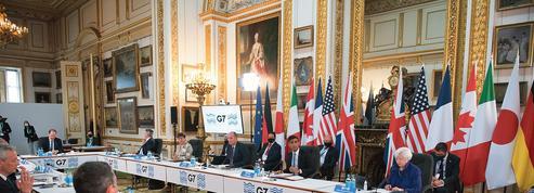 Ultimes tractations au G7 sur l'impôt minimum mondial sur les bénéfices