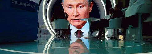 Au Forum de Saint-Pétersbourg, Poutine affiche le «retour à la normale» post-Covid