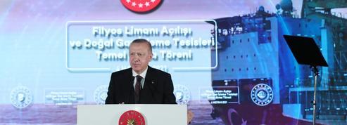 La Turquie espère devenir moins dépendante du gaz russe