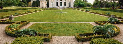 En Île-de-France, le château de Bagatelle fait peau neuve