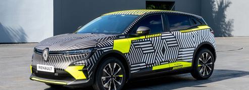 Renault Mégane E-Tech Electric, bientôt dans la rue