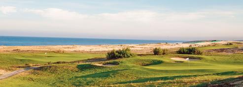 Golf: un triptyque d'anthologie dans les Landes