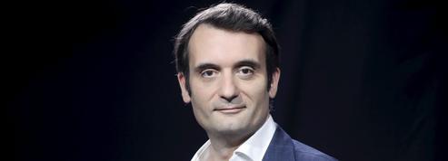Florian Philippot teste son discours antisytème aux régionales