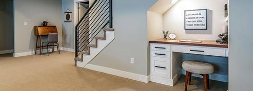 « J'ai aménagé une pièce dans le sous-sol de ma maison. En cas de vente, puis-je l'intégrer dans la surface habitable? » Michel P.