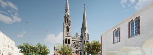 Cathédrales: des projets contemporains très surveillés