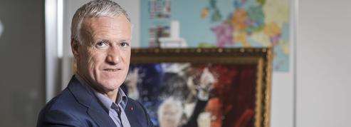 Macron, Tapie, général de Villiers, Arditi, Pinault… Didier Deschamps leur répond