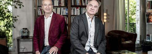 Hervé Le Tellier et Pascal Fioretto, le best-seller et le pasticheur