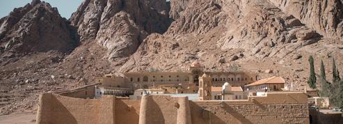 Égypte: le sanctuaire des livres sacrés