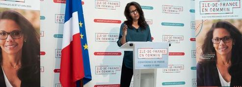Régionales: Audrey Pulvar se fixe comme objectif d'arriver en tête de la gauche