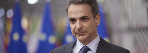 Kyriakos Mitsotakis: «Nous devons trouver une façon civilisée de régler nos différends avec la Turquie»