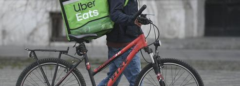 Uber Eats s'installe dans des petites villes: tout un symbole