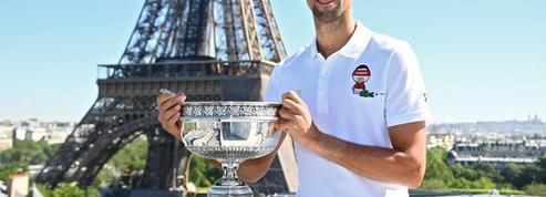 Roland-Garros: les quarante printemps de la Coupe des Mousquetaires