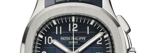 Aquanaut, l'autre star horlogère de Patek Philippe