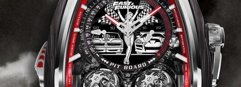 Une montre à un demi-million d'euros pour Fast & Furious 9