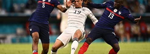 France-Allemagne: les leçons d'un match de «titans»