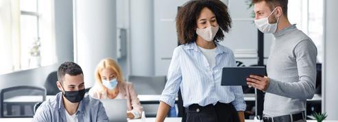 Covid-19: pas de changement en vue pour le protocole sanitaire dans les entreprises