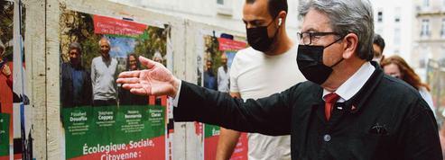 Régionales: Jean-Luc Mélenchon, éternel repoussoir à gauche