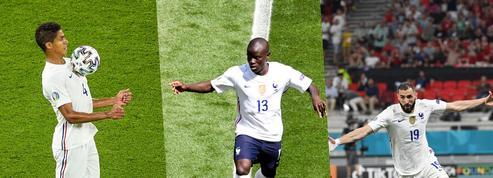 Les Bleus de l'équipe de France notés par la rédaction du Figaro