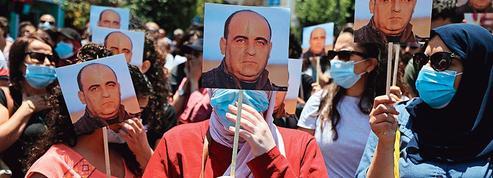 Les policiers palestiniens accusés du décès d'un opposant