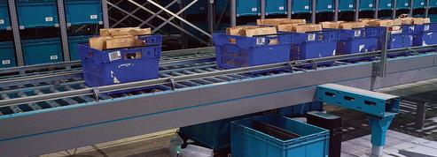 Des milliers de robots pour doper la productivité de la distribution