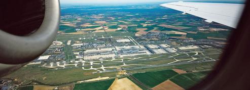 Autour de l'aéroport de Roissy, l'activité reprend doucement son rythme