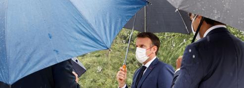 Emmanuel Macron veut vite faire oublier ce nouveau revers électoral