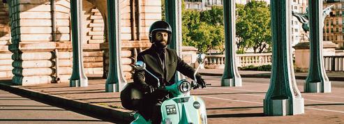 La guerre des scooters partagés est déclarée à Paris