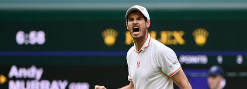 Murray, le Phénix de Wimbledon